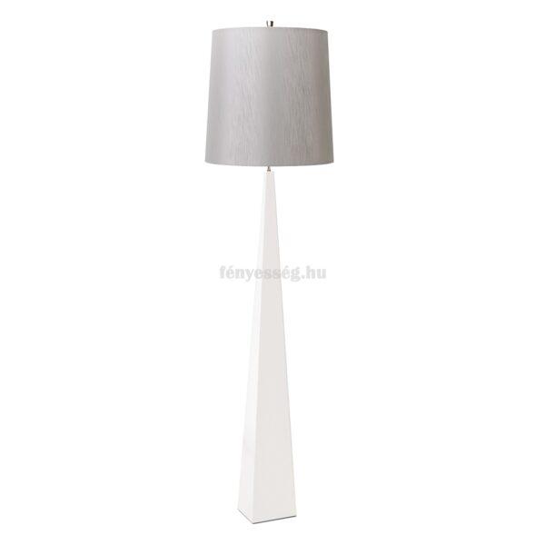 Elstead 1izzós állólámpa ascent fehér