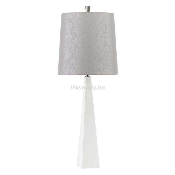 Elstead 1izzós asztali lámpa ascent fehér