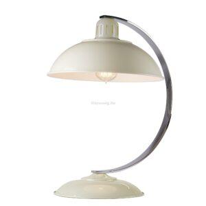 Elstead 1izzós asztali lámpa franklin krém