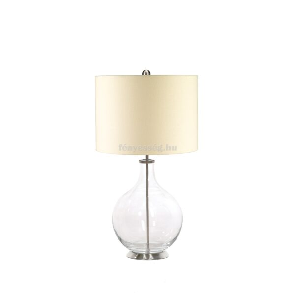 elstead 1izzos asztali lampa orb attetszo