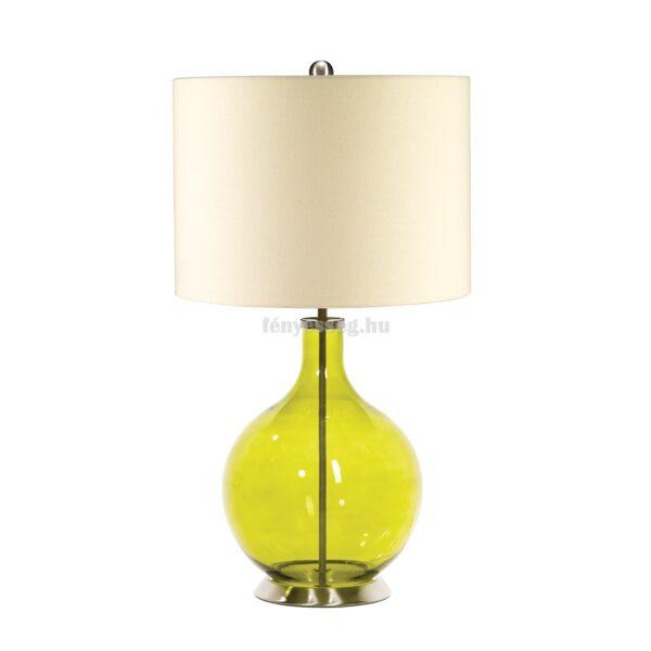 elstead 1izzos asztali lampa orb lime