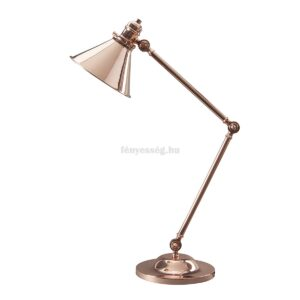 elstead 1izzos asztali lampa provence rez