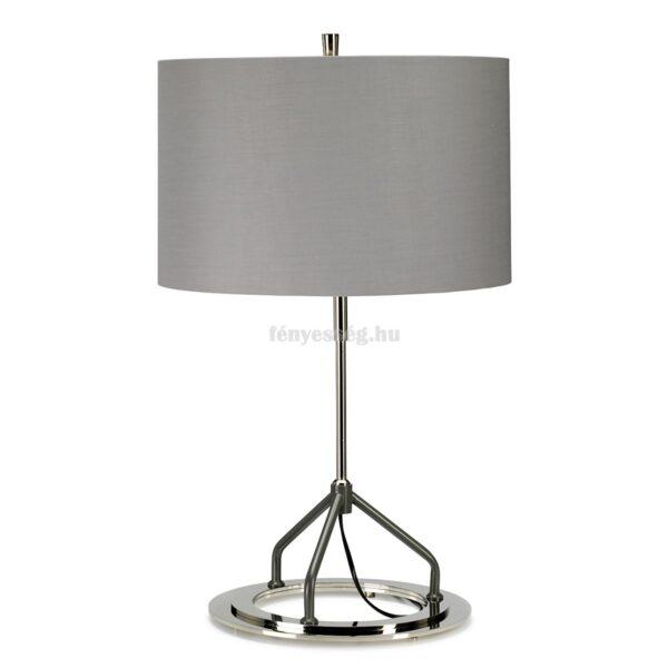 elstead 1izzos asztali lampa vicenza szurke