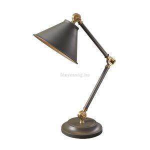 Elstead 1izzós mini asztali lámpa provence szürke