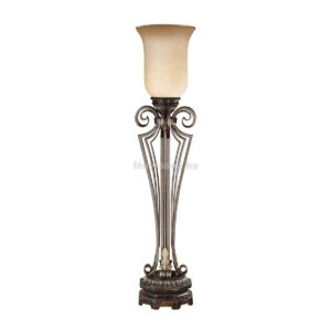 feiss 1izzos asztali lampa corinthia