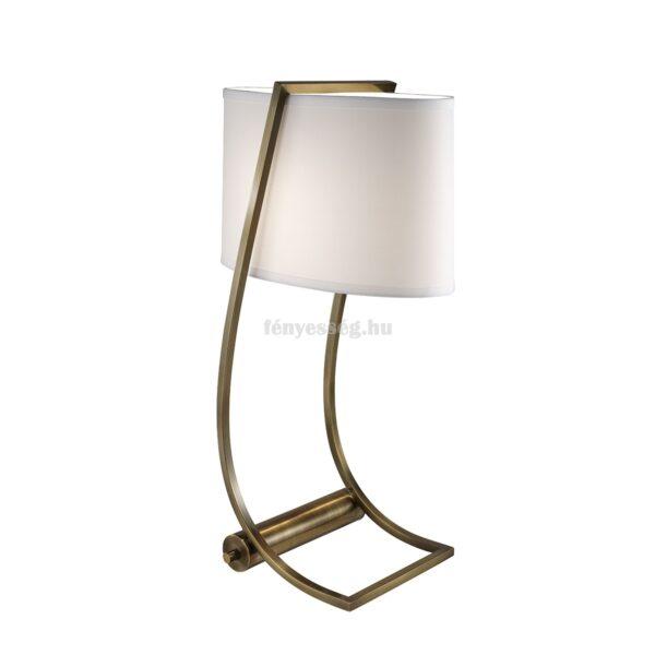 feiss 1izzos asztali lampa lex sargarez