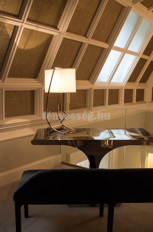 feiss 1izzos asztali lampa lex sargarez enterior