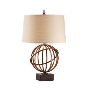 feiss 1izzos asztali lampa spencer