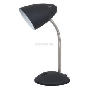 Italux 1izzós asztali lámpa cosmic fekete
