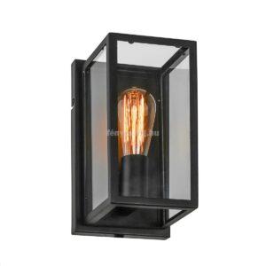 Italux 1izzós fali lámpa laverno fekete