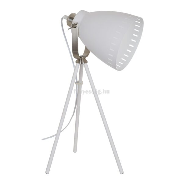 Italux 1izzós kis állólámpa franklin fehér