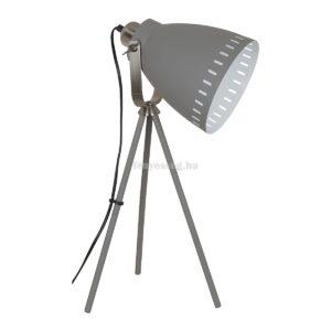Italux 1izzós kis állólámpa franklin szürke
