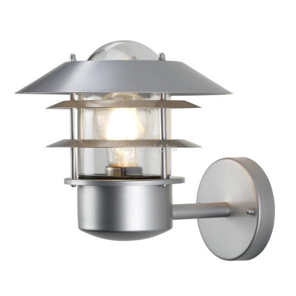 Elstead 1izzós fali lámpa helsingor ezüst