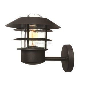 Elstead 1izzós fali lámpa helsingor fekete