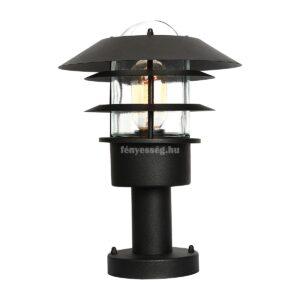 Elstead 1izzós mini állólámpa helsingor fekete