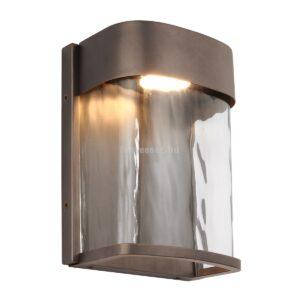 feiss 1izzos led kis fali lampa bennie bronz