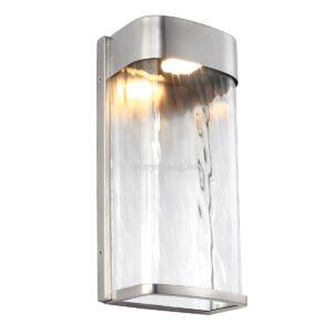 feiss 1izzos led nagy fali lampa bennie acel