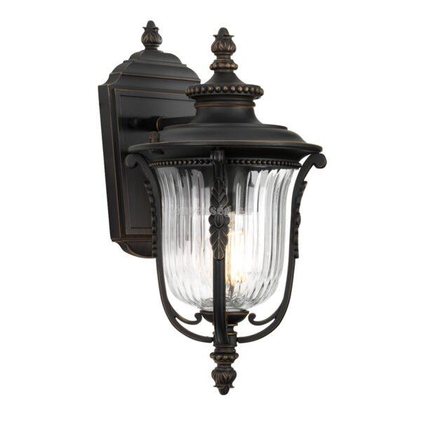 Kichler 1izzós kis fali lámpa luverne