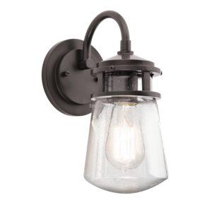 kichler 1izzos kis fali lampa lyndon