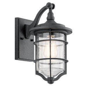 Kichler 1izzós kis fali lámpa royal marine