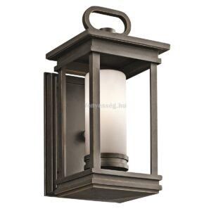 Kichler 1izzós kis fali lámpa south hope