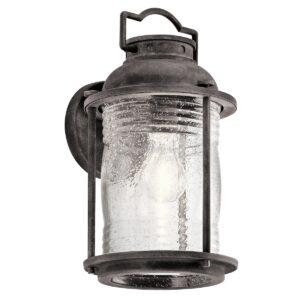 Kichler 1izzós közepes fali lámpa ashlandbay