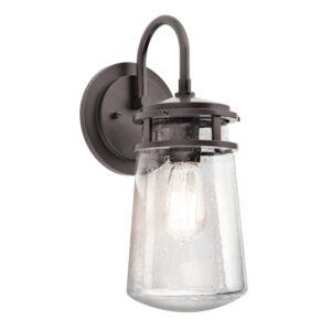 kichler 1izzos kozepes fali lampa lyndon