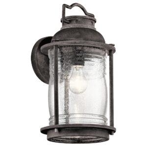 Kichler 1izzós nagy fali lámpa ashlandbay