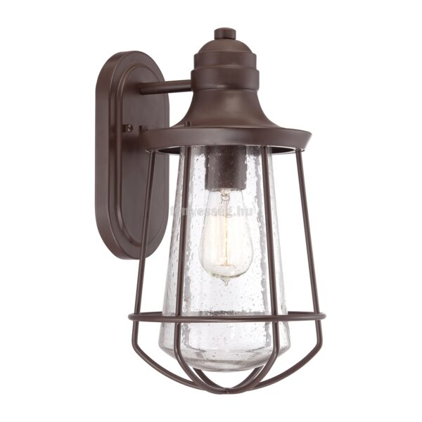 quoizel 1izzos kozepes fali lampa marine