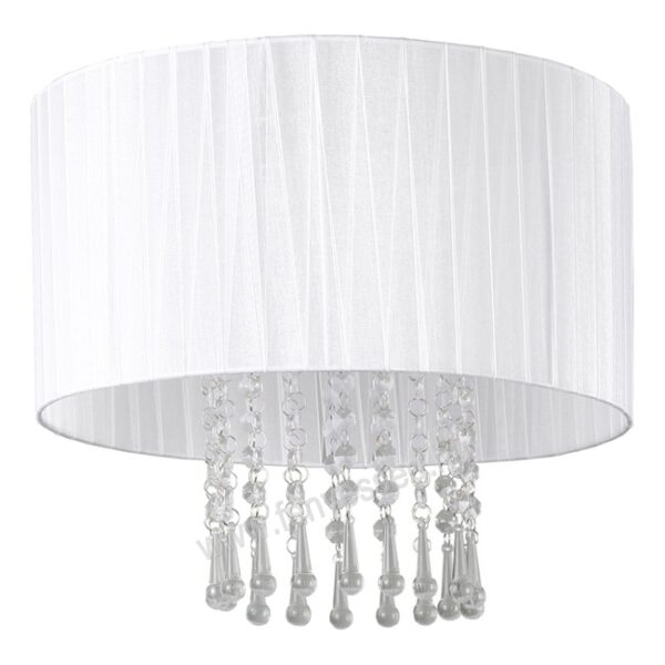 lampex 1izzos mennyezeti lampa wenecja 153 1p bia