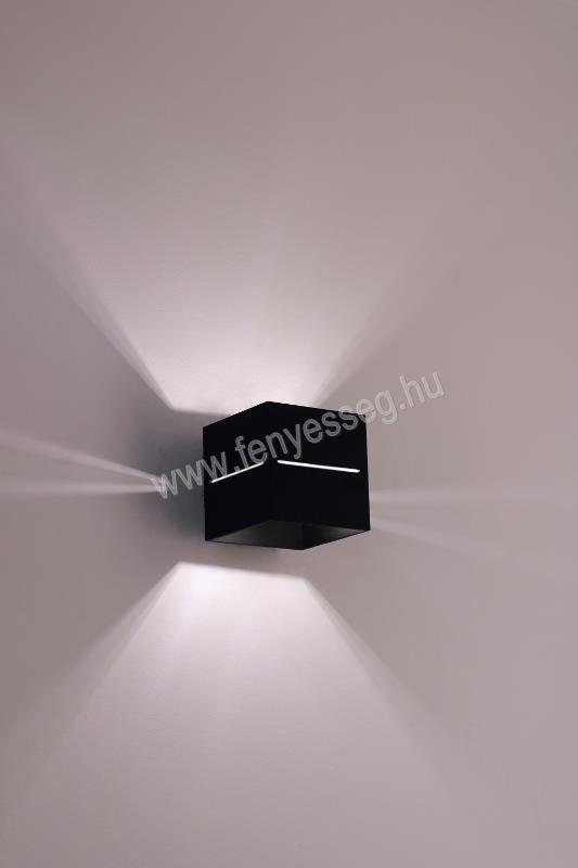 lampex 1izzos fali lampa quado pro 689 ka cza felkapcsolva