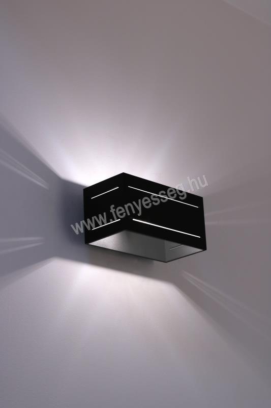 lampex 1izzos fali lampa quado pro plus 690 kb cza felkapcsolva
