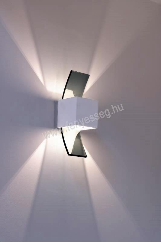 lampex 1izzos fali lampa vitrum plus 727 k bia felkapcsolva
