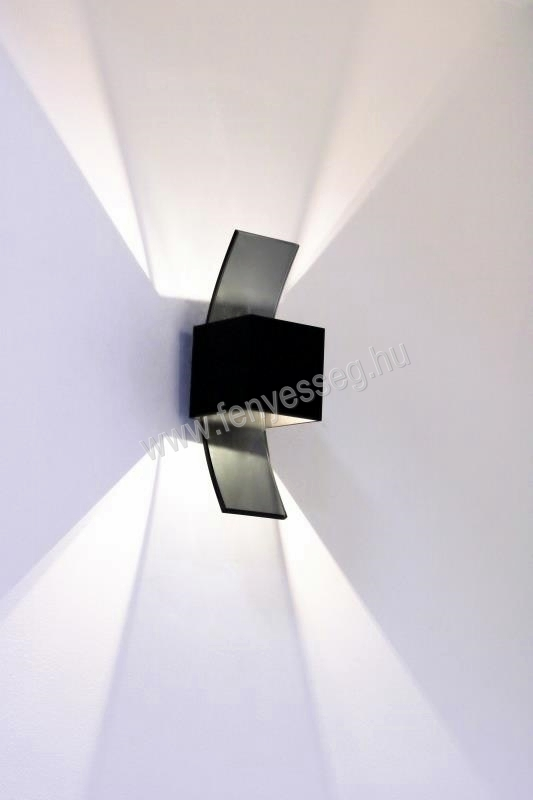 lampex 1izzos fali lampa vitrum plus 727 k cza felkapcsolva