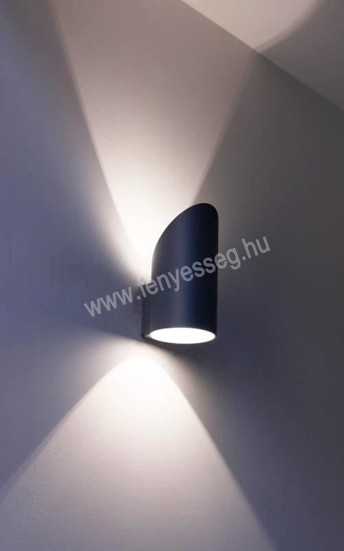 lampex 1izzos fali lampa warna 762 k bia felkapcsolva