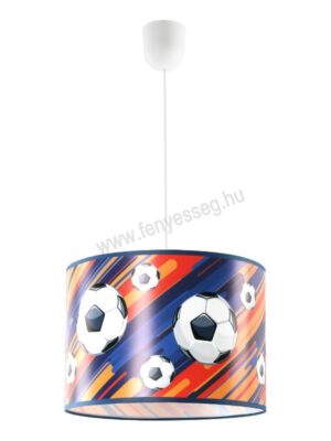 Lampex 1izzós gyerek függeszték world cup 647/d