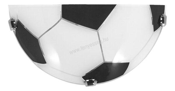lampex 1izzos gyerek mennyezeti lampa soccer 490 k1