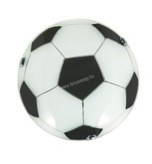Lampex 1izzós gyerek mennyezeti lámpa soccer 490/p1