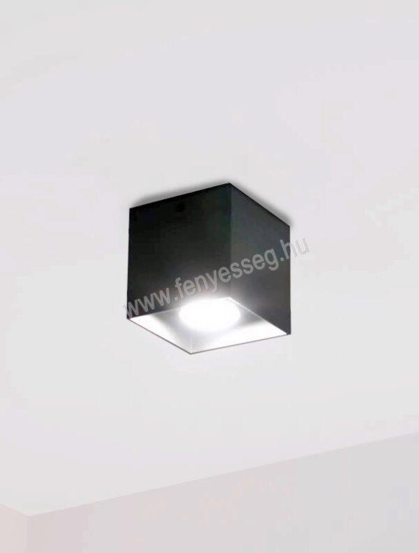lampex 1izzos mennyezeti lampa quado 688 1 pop felkapcsolva