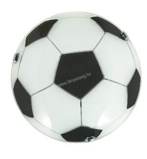 Lampex 2izzós gyerek mennyezeti lámpa soccer 490/p2