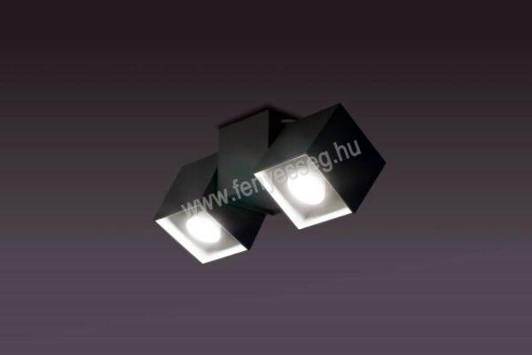 lampex 2izzos mennyezeti lampa kraft 650 2b cza felkapcsolva