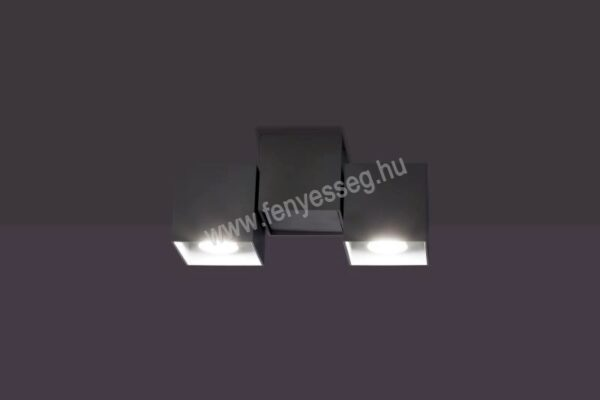 lampex 2izzos mennyezeti lampa kraft 650 2b cza felkapcsolva2