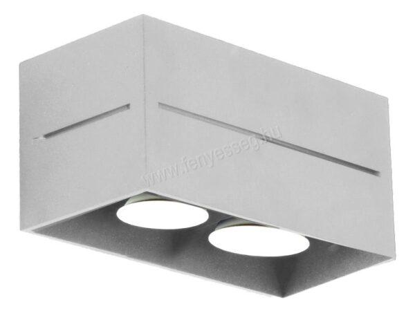 lampex 2izzos mennyezeti lampa quado pro 689 2 pop