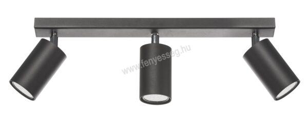 lampex 3izzos mennyezeti lampa rolos 558 3 cza