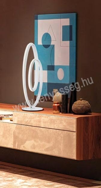 viokef led asztali lampa cozi 4202200 enterior