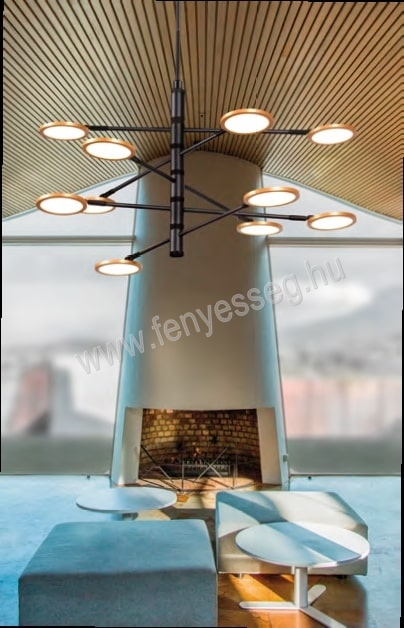 viokef led fuggesztek sparkle 4240300 enterior