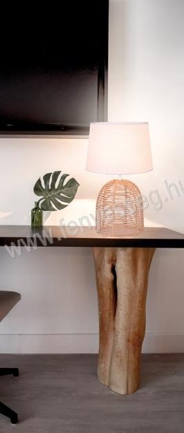 viokef 1izzos asztali lampa bell 4211600 enterior
