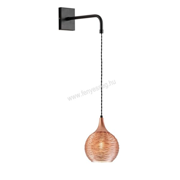 Viokef 1izzós fali lámpa fiona 3089600