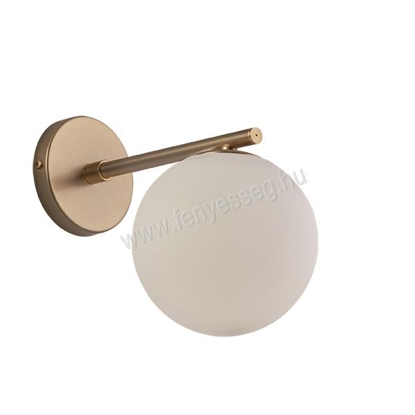 viokef 1izzos fali lampa globe 3094700