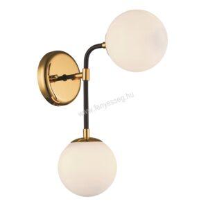 viokef 2izzos fali lampa hariet 4203000